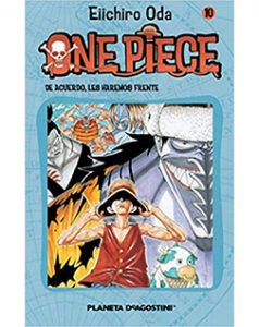 One Piece Tomo 10