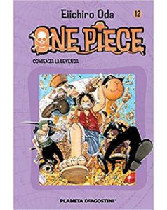 One Piece Tomo 12