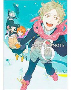 Shonen Note Tomo 06