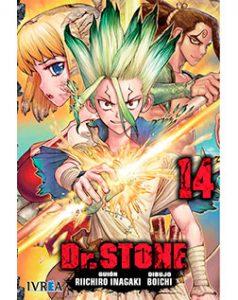 Dr. Stone tomo 14