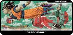 dragon ball entrada