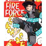 Fire Force tomo 01