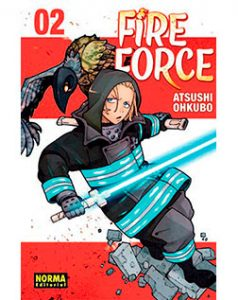 Fire Force tomo 02