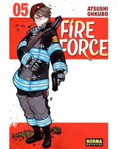Fire Force tomo 05