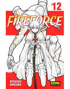 Fire Force tomo 12