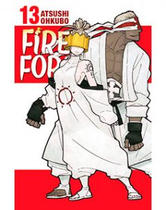 Fire Force tomo 13