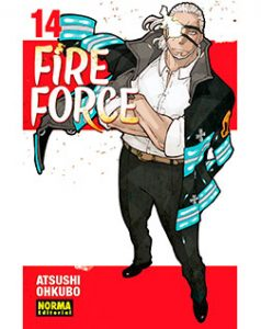 Fire Force tomo 14