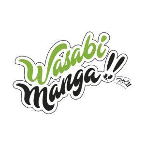 wasabi manga logotipo logo