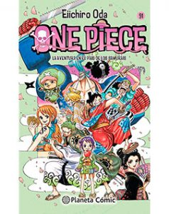 One Piece Tomo 91