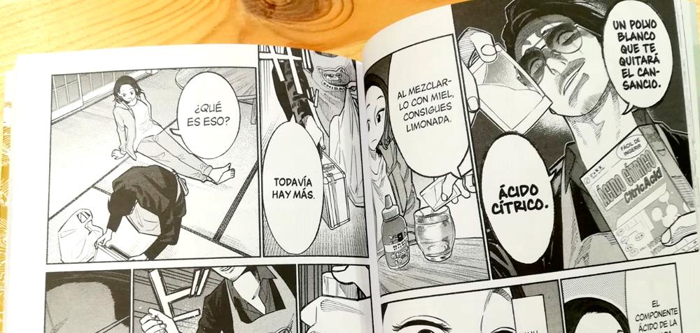 Yakuza amo de casa dibujo