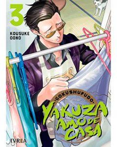 Yakuza amo de casa tomo 03