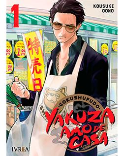 Yakuza amo de casa tomo 01