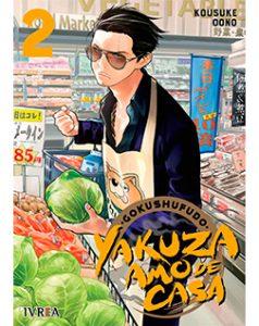 Yakuza amo de casa tomo 02