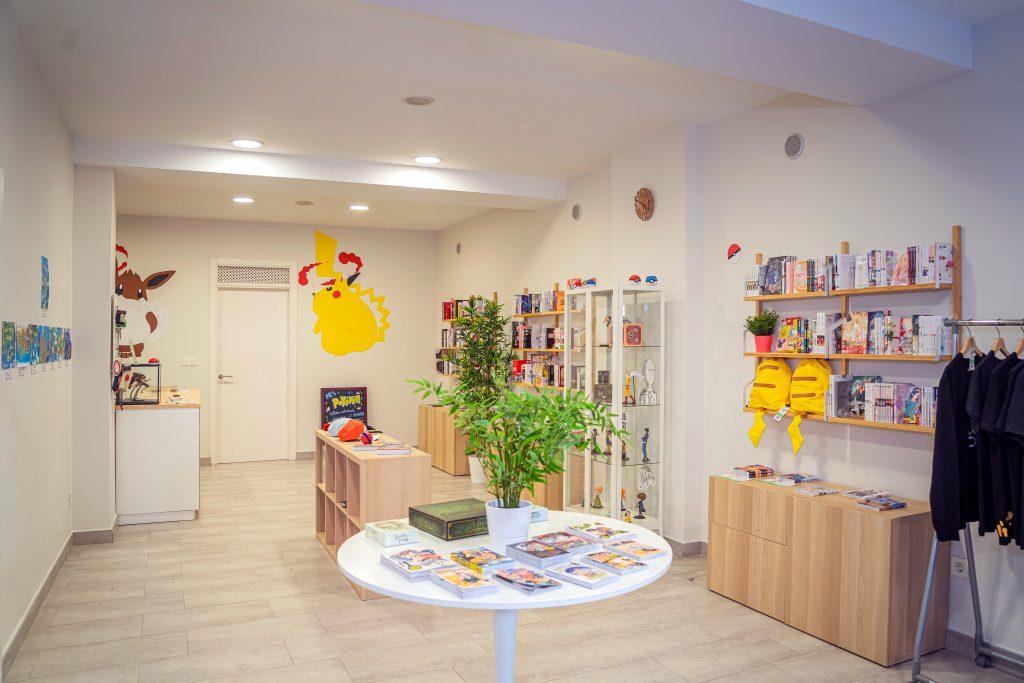 fotos de la tienda