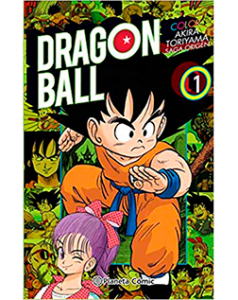 Dragon Ball Color Origen 1