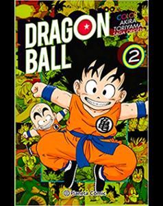 Dragon Ball Color Origen 2