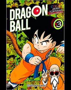 Dragon Ball Color Origen 3