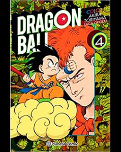 Dragon Ball Color Origen 4