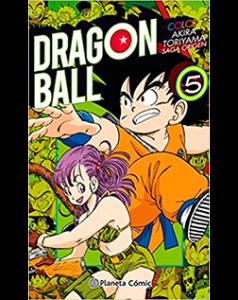 Dragon Ball Color Origen 5