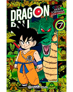 Dragon Ball Color Origen 7