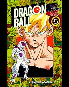 Dragon Ball Color Freezer 5