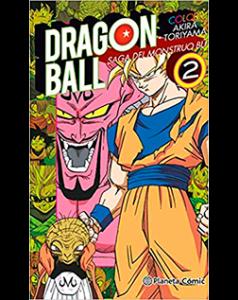 Dragon Ball Color Monstruo Bu 2