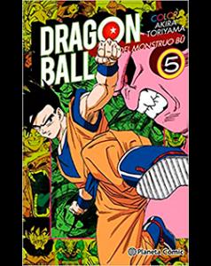 Dragon Ball Color Monstruo Bu 5