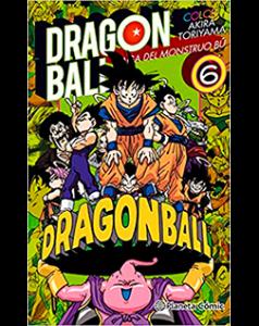Dragon Ball Color Monstruo Bu 6