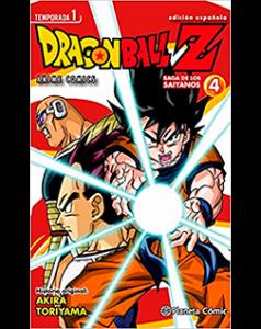 Dragon Ball Z Anime Series 4