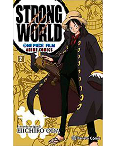 One Piece Strong World Tomo 2