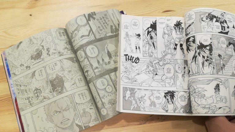 Shonen Jump VS Planeta Manga 2