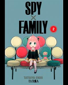 Spy X Family tomo 02
