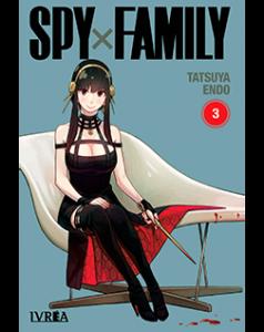 Spy X Family tomo 03