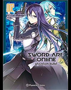 Sword Art Online Phantom Bullet 2
