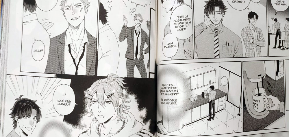 Dreamy Pink dibujos Planeta Manga 5
