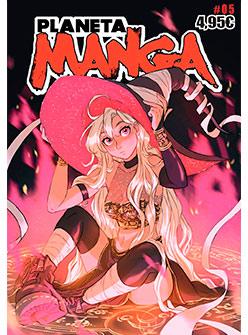 Planeta Manga 5
