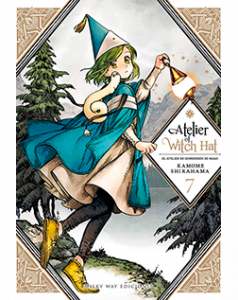 Atelier of Witch Hat tomo 07
