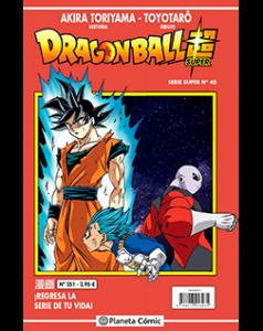 Dragon Ball Serie Roja número 251