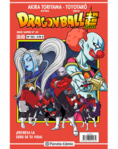 Dragon Ball Serie Roja número 253