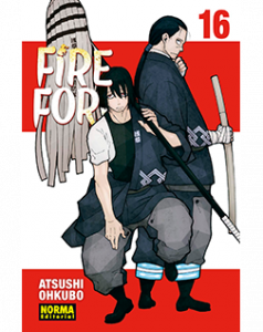 Fire Force tomo 16