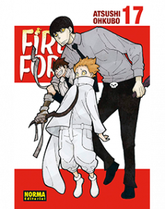 Fire Force tomo 17