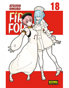 Fire Force tomo 18