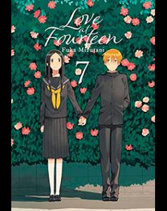 Love at fourteen Tomo 7