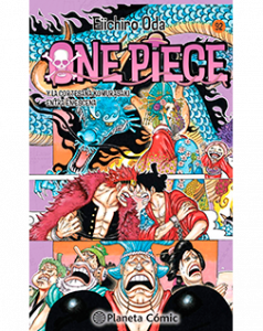 One Piece Tomo 92