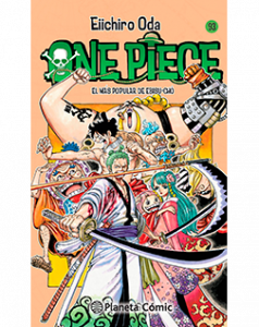 One Piece Tomo 93