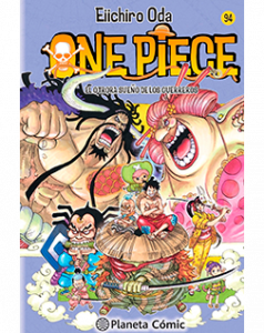 One Piece Tomo 94