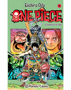 One Piece Tomo 95