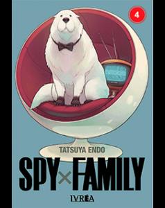 Spy X Family tomo 04