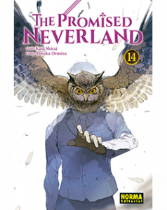 The Promised Neverland tomo 14