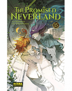 The Promised Neverland tomo 15